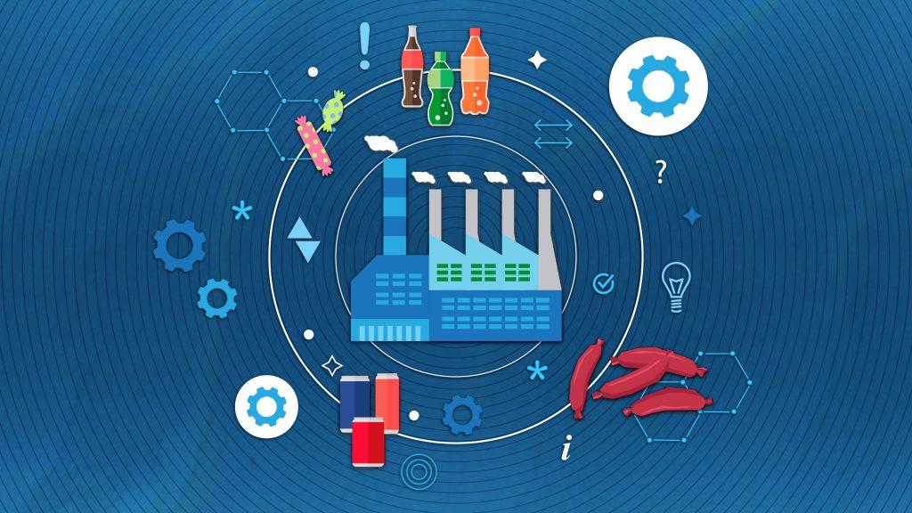 La industria inteligente en el sector alimentario
